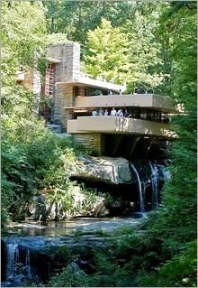 Architettura organica quando l 39 ambiente scolpisce gli for Architettura wright