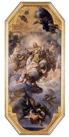 Giuseppe Chiari, 'Gloria di San Clemente'