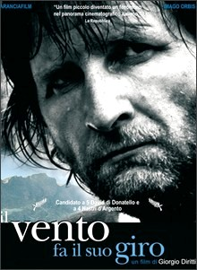 Locandina del film di Giorgio Diritti, 'Il vento fa il suo giro'
