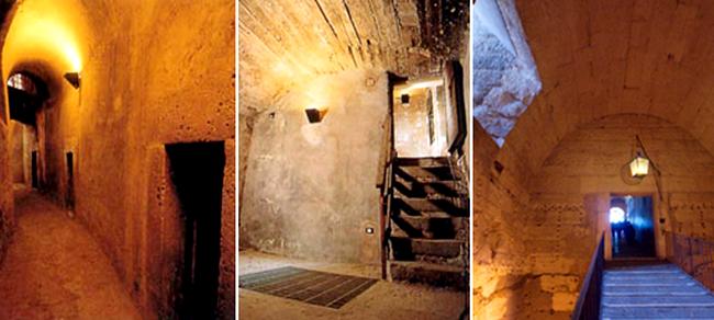 Castel Sant'Angelo: le prigioni