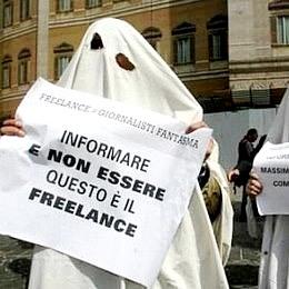 INTERVISTA - Giornalisti precari: 5 euro 'lorde' a pezzo e nessuna tutela. Ecco quanto vale l'informazione in Italia