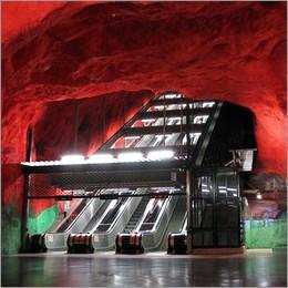Architettura: l'arte viaggia in Metropolitana