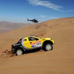 Dakar 2009: cambia il look