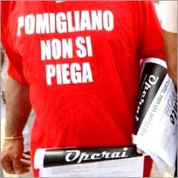 Pomigliano: vincono i sì, ma è robusto il fronte contrario