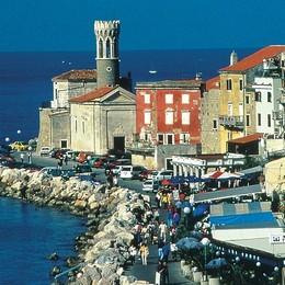Portorose e Pirano: un mare da sogno a due passi dall'Italia