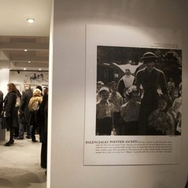 Alta Moda 2009: omaggio a Richard Avedon