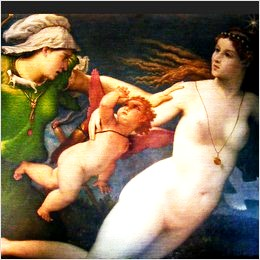 Lorenzo Lotto, la verit� e l'ironia di un mondo sacro e moderno
