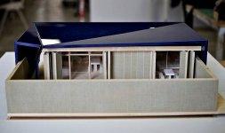 Progetto in scala della casa Med in Italy [2]