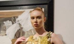 Abito ispirato a Gustav Klimt