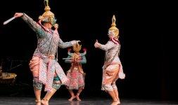 Khon, danza classica siamese