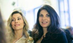 Antonella Salvucci e Nadia Bengala