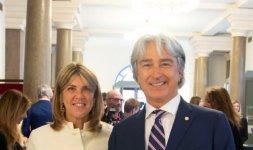 Il Console Onorario della Thailandia a Venezia Andrea Marcon e Signora