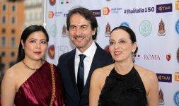 Dottoressa Chamsai Menasveta, Antonio Falanga e Grazia Marino