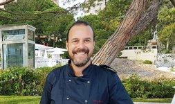 Lo Chef Renato Bernardi e i prodotti utilizzati nella sua ricetta