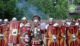 Antica Roma, e se i centurioni italici fossero stati legionari cinesi?