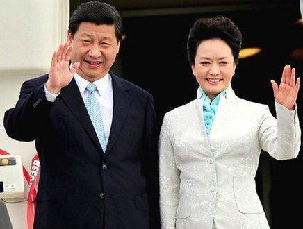 Peng come Michelle: tra potere e glamour ora anche la Cina