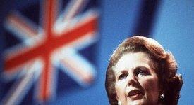 Goodbye Mrs Thatcher!