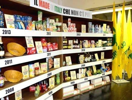 Marchi italiani sempre più stranieri, così l'Italia perde il suo patrimonio agroalimentare