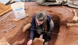 Archeologi italiani: Ana,