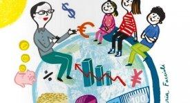 Crisi, spread, inflazione…ecco perché 'l'economia è una bella storia' da spiegare ai bambini
