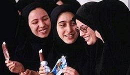 Medio Oriente: concessioni alle donne islamiche per vincere le elezioni