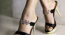 Caviglie sexy, tatuaggi, sandali e cinturini: il nuovo baricentro della seduzione passa da l�!