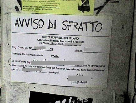 Italiani morosi loro malgrado, 1 su 2 non paga l'affitto. Ecco le ragioni…