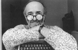 L'editore di Stampa Alternativa, Marcello Baraghini