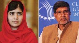 Malala e Kailash, il Nobel per la Pace è per diritti dei bambini e l'istruzione femminile