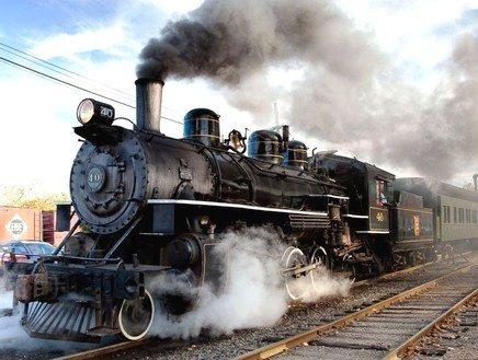 Dal vapore alla levitazione magnetica giapponese: la locomotiva compie 200 anni
