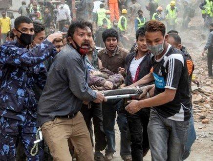 Terremoto in Nepal: INGV,
