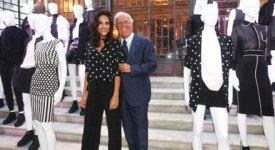 Dalle tutine Hippie agli abiti optical black&white: la donna Seventies di Sandro Ferrone