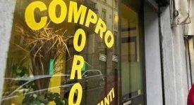Esaurito il tesoretto degli italiani! Pioggia di serrate per i 'Compro Oro'