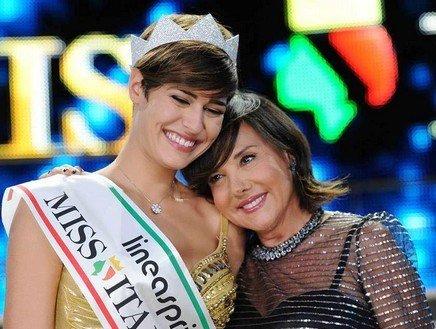 Alice Sabatini: la Miss dai capelli corti riporta il titolo nel Lazio. Mancava dal 1993