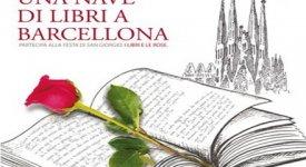 Una nave di libri salpa per Barcellona sulla rotta della 'Migrazione'