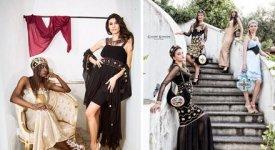 Moda, arte e solidarietà all'alba dell'Aurora, 'The Day of Summer Fashion and Art'