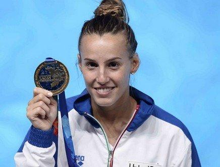 INTERVISTA - Tania Cagnotto, regina di tuffi alla corte delle Olimpiadi