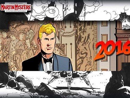 Martyn Mystère come Sherlock Holmes: così il fumetto bonelliano gioca la carta del reboot