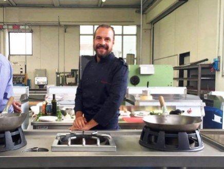 La tradizione di una grande azienda e la creatività di uno Chef doc: così nasce 'Cooking Theatre Experience'
