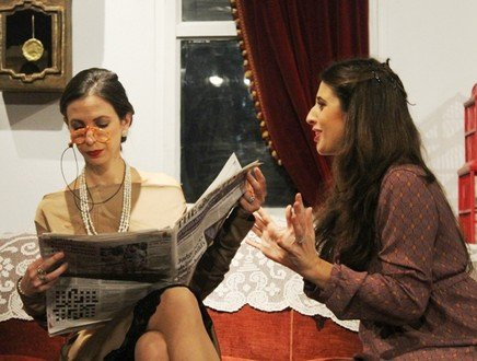 'Gli Scappati di Scena' si ritrovano a '3, Grosvenor Hill', recitando 'Per Lorenzo'