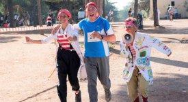 Di corsa col sorriso con i Comici Camici per sostenere i Clown Dottori