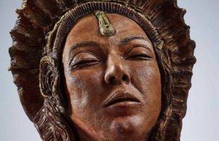 Menade, dea sognante seguace del culto dionisiaco