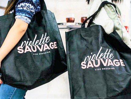 Dalle passerelle al vintage: a Roma l'evento fashion e 'green' di Violette Sauvage