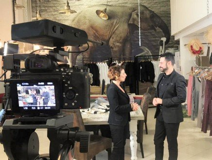 Fashion&Food: l'edizione 2019 di 'Gustibus' di La7 riparte con il brand Circuito da lavoro