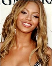 La cantante Beyonce Knowles