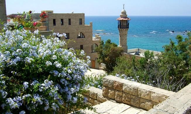 Il promontorio di Jaffa