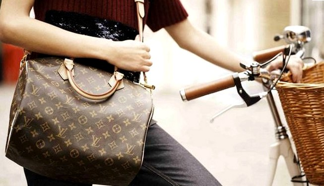 Louis Vuitton Speedy 35 Con Tracolla