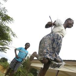 Savané, bambine soldato in Costa d'Avorio