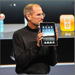 Apple: ecco a voi l'iPad, ma i tecnofan sono delusi