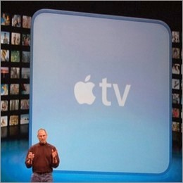 Apple: una web tv la nuova sfida di Steve Jobs